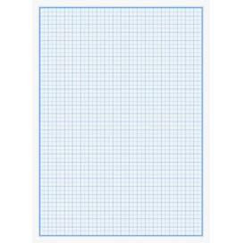 Бумага масштабная формат А4