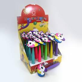 """Ручка дет Josef шар. """"Единорог"""" с игрушкой 5284"""