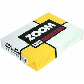 Бумага А4  80г/м2 ZOOM 500л