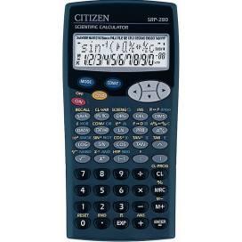 Калькулятор CITIZEN SRP-280 EU/N