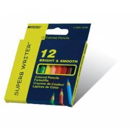 Цветные карандаши для рисования Marco 12цв. 4100H-12CB SW укороч.