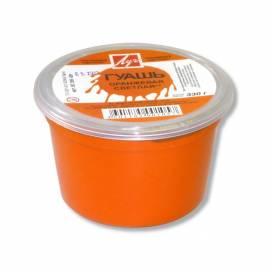 Гуашь Луч 225мл Оранжевая светлая