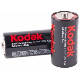 Батарейка Kodak R14 солевая