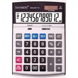 Калькулятор Daymon DM-2677H