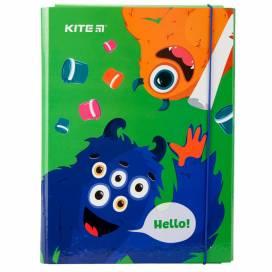 Папка Kite A4 картонная на резинке K19-213 Jolliers для труда
