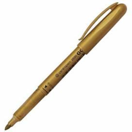 Маркер перм. Centropen 2690 Gold 1.5-3мм золотой