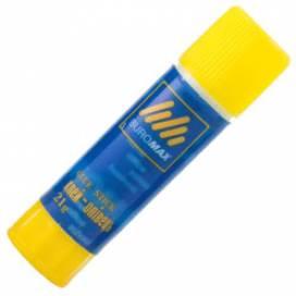 Клей карандаш Buromax PVA 21гр BM.4904