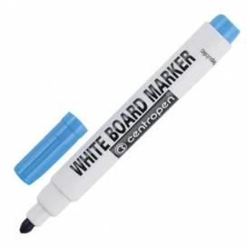 Маркер для доски Centropen 8559 2.5мм круглый синий