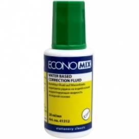 Коректор кисть Economix E41312 20мл водный