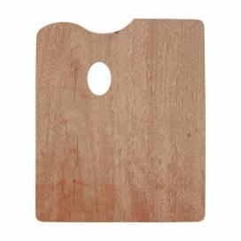 Палитра деревянная D.K.ART&CRAFT прямоугольная 25*30 см 5мм 18411