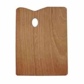 Палитра деревянная D.K.ART&CRAFT прямоугольная 30*40 см 5мм 18436