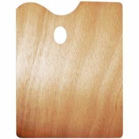 Палитра деревянная Украина квадрат большая 39*30см