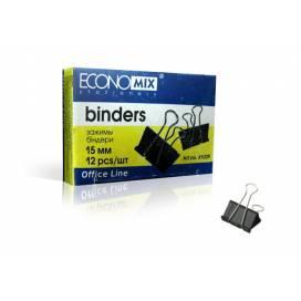 Биндер Economix 15мм E41009