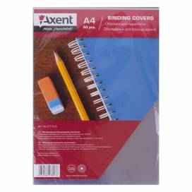 Обложка Axent A4 пластик 150 мкм 2710-А прозрачная 1лист