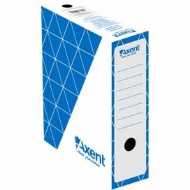 Папка Axent бокс архивный 1731-02-A 80мм, синий