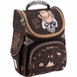 АКЦІЯ: Рюкзак GoPack GO18-5001S-12 каркасний