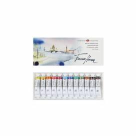 Набор акварельных красок ЗХК Белые Ночи 12*10мл картон ШК....2159/1861