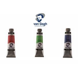 Краска масляная RT VAN GOGH, 40мл, 104 Белила цинковые