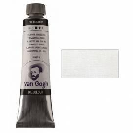 Краска масляная RT VAN GOGH, 40мл, 118 Белила титановые (на льняном масле)