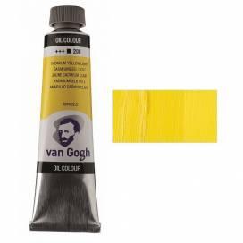 Краска масляная RT VAN GOGH, 40мл, 208 Кадмий желтый светлый