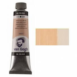 Краска масляная RT VAN GOGH, 40мл, 224 Неаполитанская желто-красная