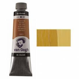 Краска масляная RT VAN GOGH, 40мл, 227 Охра желтая
