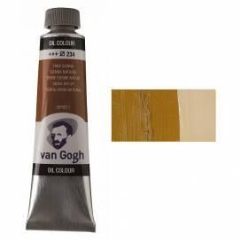 Краска масляная RT VAN GOGH, 40мл, 234 Сиена натуральная