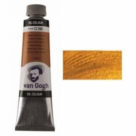 Краска масляная RT VAN GOGH, 40мл, 265 Прозрачная окись желтая