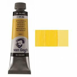 Краска масляная RT VAN GOGH, 40мл, 269 Желтая средняя (AZO)