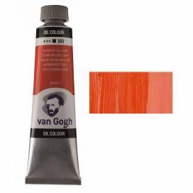 Краска масляная RT VAN GOGH, 40мл, 303 Кадмий красный светлый