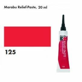 Контур Marabu витражный 20мл 13070125 красный