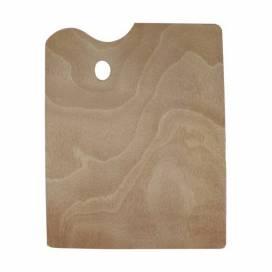 Палитра деревянная D.K.ART&CRAFT прямоугольная 40*50 см 5мм 18435