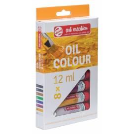 Набор масляных красок Royal Talens ArtCreation  8цв 12мл