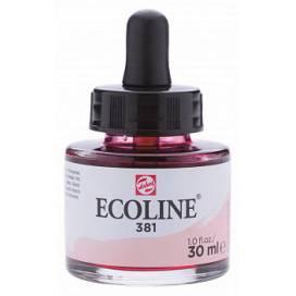 Краска акварельная Royal Talens Ecoline NEW 30мл жидкая 381 Пастельна червона