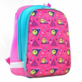 АКЦІЯ: Рюкзак YES 554497 H-12 Smiley каркасний