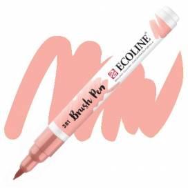 Маркер Royal Talens Ecoline Brush Pen №381 пастельный красный
