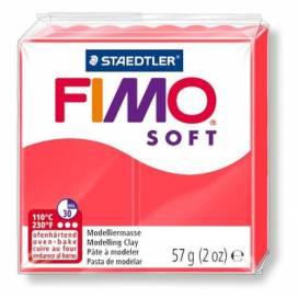 Глина полимерная FIMO Soft 57г 8020-40 фламинго