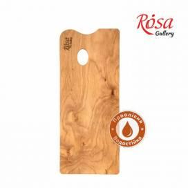 Палитра деревянная Rosa Gallery прямоуг 45,0х18,5 см промасл под этюдник французского типа