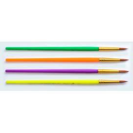 Кисточка ТМ YES синтетика № 5 310433 для рисования, детского творчества