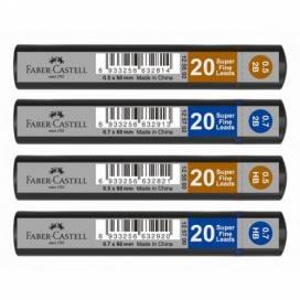 Грифель для мех кар Faber  Grip 125700  0,7 HB