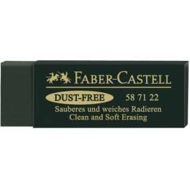 Ластик Faber 587122 Dust-Free ART зеленый