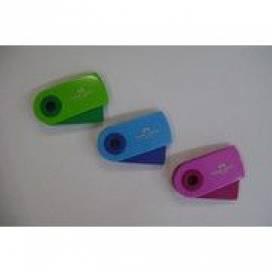 Ластик Faber 182448 Sleeve Mini виниловый в пластик чехле