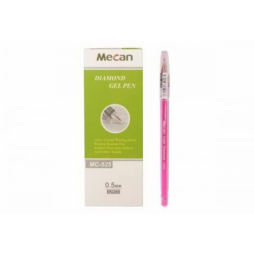 Ручка гель Diamond MC-525 роз 0,5мм