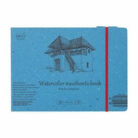 Альбом для акварелі Smiltainis Authentic 280г/м A5 12 аркушів