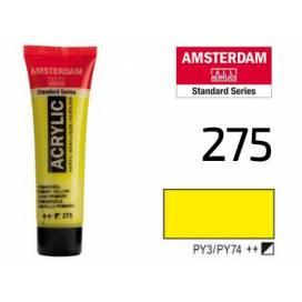 Фарба акрилова RT Amsterdam 20мл 275 первинний жовтий