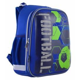 АКЦІЯ: Рюкзак ТМ 1 Вересня 555946 H-12 каркасний Football