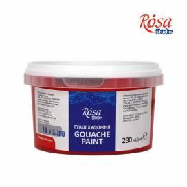 Гуашь Rosa Studio 280мл Красная