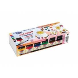 Набор красок для ткани Kreul Javanna KR-90600 Sunny по светлым тканям