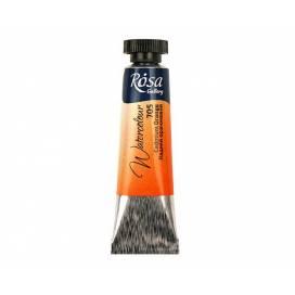 Краска акварельная Rosa Gallery 10мл в тубе 705 кадмий оранжевый