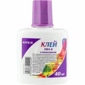 Клей ПВА Kite 40 мл кисть K17-134